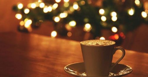 Coffee Christmas Morning.Morning Coffee On Christmas Day Rosebud By The Bay